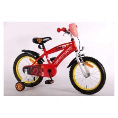 Bicicleta Manchester United 16 inch E&L Cycles - Bicicleta copii
