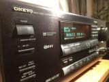 Amplificator - ONKYO TX-SV 525R - AV CONTROL TUNER AMPLIIFER - Impecabil, 81-120W