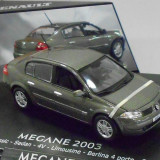 Macheta RENAULT Megane Sedan 2003 - Norev 1:43