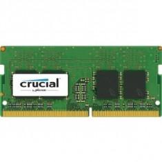 Memorie notebook Crucial 8GB, DDR4, 2133MHz, CL15, 1.2v CT8G4SFD8213 - Memorie RAM laptop Crucial, Peste 2000 mhz