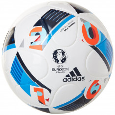 Minge fotbal sala Adidas Performance Euro 16 Sala Training white - blue - red AC5446