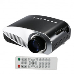 Video proiector LED, 1920 x 1080, Full-HD, 200 lumeni