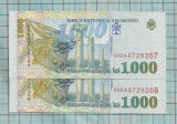 CONSECUTIVE-UNC-1000 lei 1998-
