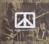 CHICKENFOOT (JOE SATRIANI) - CHICKENFOOT, 2009