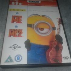 Desene animate cu Minioni 3 DVD dublate in limba romana - Film animatie universal pictures