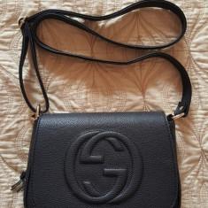 Geanta Gucci - Geanta Dama Gucci, Culoare: Negru, Marime: Mica