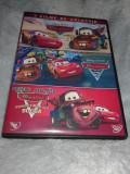 Colectie Disney Cars ( Masini ) Dublate in limba romana, DVD, disney pictures
