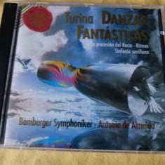 Turina danzas, fantazias - Muzica Clasica rca records, CD
