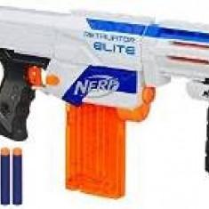 Pusca Nerf N-Strike Elite XD Retaliator white - Pistol de jucarie