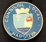 Insigna  stema Harsova