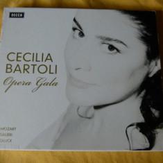 Bartoli - Gala - Muzica Opera decca classics, CD