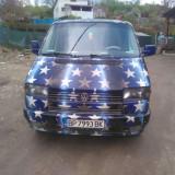 Vand vw t4 7+1 locuri, An Fabricatie: 1992, 2 km, Motorina/Diesel, 2400 cmc, SUV