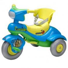 Tricicleta cu maner Cucciolo Boy de la Peg Perego - Tricicleta copii