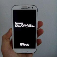 Vand urgent Samsung Galaxy S3 Neo 16GB !!! - Telefon Samsung, Alb, Neblocat, Single SIM