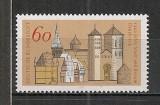 GERMANIA 1980 – ORAS MEDIEVAL, timbru nestampilat, AC14