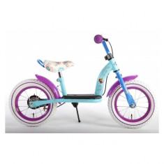 Bicicleta fara pedale Frozen 12 inch E&L Cycles - Bicicleta copii