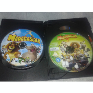 Madagascar colectie 4 DVD  - Dublate in limba romana