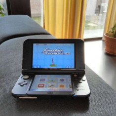 New Nintendo 3DS+ jocul xenoblade chronicles