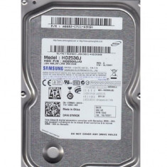 HDD Samsung 250 GB, SATA, 7200 RPM, 3.5
