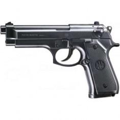 Pistol airsoft armare manuala BERETTA 92 S metal+abs +200bile - Arma Airsoft