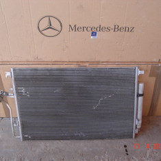 Radiator AC Mercedes Sprinter, VW Crafter, 818173 - Radiator racire Valeo, Mercedes-benz, SPRINTER 5-t (905) - [1995 - 2006]