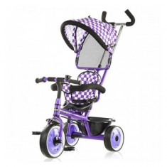 Tricicleta Racer Purple Chipolino - Tricicleta copii
