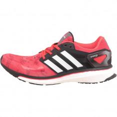 Adidasi dama, femei ADIDAS Energy Boost 100% originali, noi, CURIER GRATUIT, Culoare: Rosu, Marime: 39 1/3, Textil