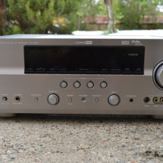 Amplificator Yamaha RX-V 661 cu Telecomanda si HDMI - Amplificator audio Yamaha, 81-120W
