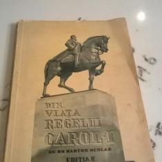 Din viata regelui Carol I 1939
