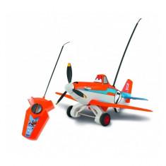Avion Dusty 1:32 cu radiocomanda Dickie - Avion de jucarie, Plastic
