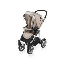 Carucior multifunctional 2 in 1 Lupo Beige Baby Design - Carucior copii 2 in 1