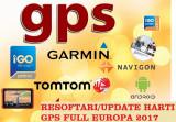 GPS  Resoftari GPS Navigatii GPS Update IGO PRIMO HARTI GPS  FULL EUROPA 2017
