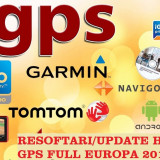 GPS Resoftari GPS Navigatii GPS Update IGO PRIMO HARTI GPS FULL EUROPA 2017 - Software GPS