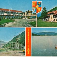 CPI (B8390) CARTE POSTALA - CLUJ-NAPOCA, JUDETUL CLUJ, MOTEL GILAU, TARNITA.... - Carte Postala Transilvania dupa 1918, Circulata, Fotografie