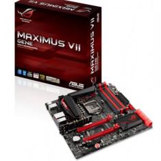Placa de baza ASUS Socket LGA1150, MAXIMUS VII GENE, Intel Z97, 4*DDR3 3000(O.C.)/2933 (O.C.)/2800(O.C.)/2666(O.C.)/2600(O.C.)/2500(O.C.)/2400( bulk, Pentru INTEL, MicroATX