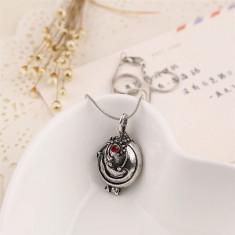 Lantic/Medalion - Elena Gilbert - Vampire Diaries/Jurnalele Vampirilor- Argintiu