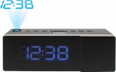 Radio cu ceas desteptator Blaupunkt CRP8BK Negru foto