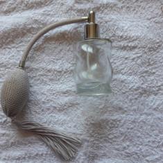 STICLUTA PARFUM CU POMPITA, 50 mL, GOALA . - Sticla de parfum