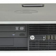 HP 8200 Elite Intel Core i3-2100 3.10 GHz 4 GB DDR 3 250 GB HDD DVD-RW SFF Windows 10 Home - Sisteme desktop fara monitor
