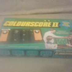 Consola Videomaster Colourscore II - Anii 70