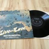 Rising Sound (2) – Live And Love (Instrumental) - Muzica Pop, VINIL