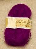 Fire tip mohair, culoare violet, acrilic