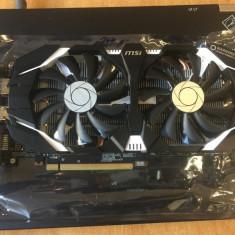 Placa video MSI GeForce GTX 1060 6GT OC 6GB DDR5 192-bit, noua, garantie - Placa video PC Msi, PCI Express, nVidia