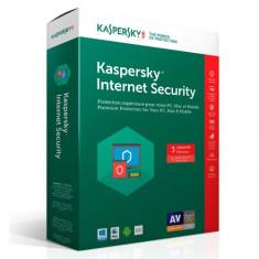 KASPERSKY INTERNET SECURITY multi device 3 Calculatoare 1 An - Antivirus, Media