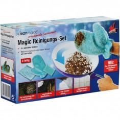 Set 3 piese pentru curatare magic, Cleanmaxx