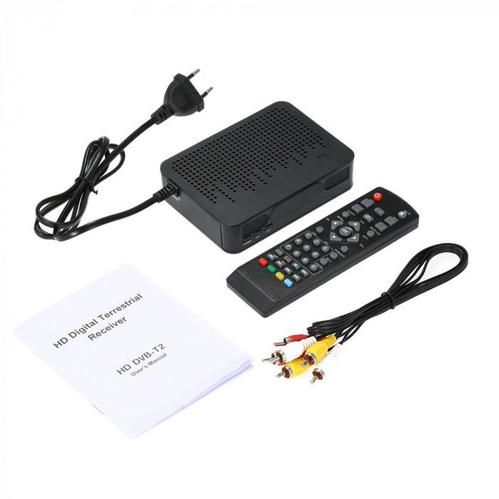 HD TV DVB-T2 (K3) Receiver = Firma, garantie =