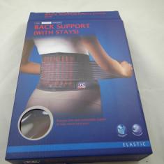 Centura Magnetica pentru spate si zona lombara Livrare Gratuita prin Posta - Centura masaj