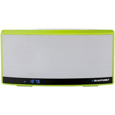 Boxa Portabila Bluetooth Blaupunkt BT10GR NFC FM Mp3 Power bank Green foto