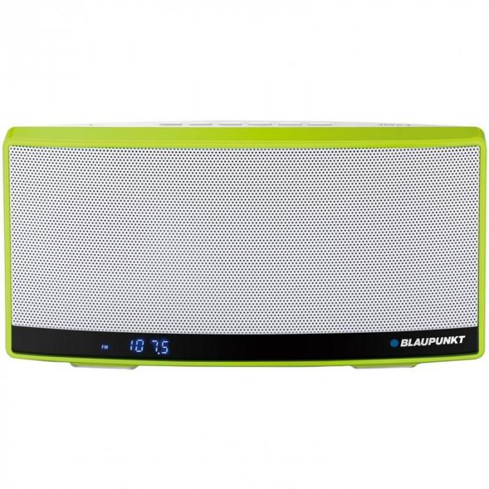 Boxa Portabila Bluetooth Blaupunkt BT10GR NFC FM Mp3 Power bank Green foto mare