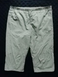 Pantaloni ¾ Adidas; marime L, vezi dimensiuni exacte; impecabili, ca noi